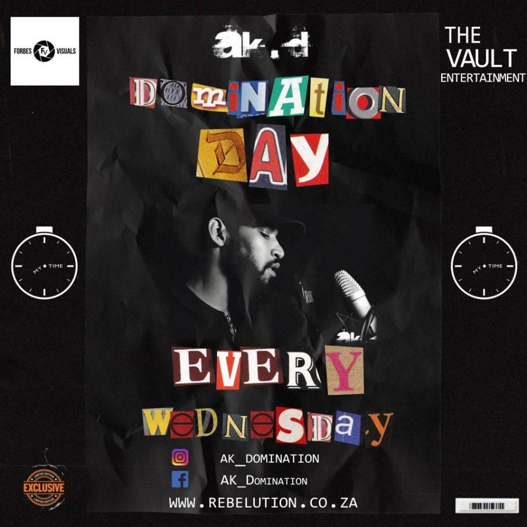 Domination Day Flyer
